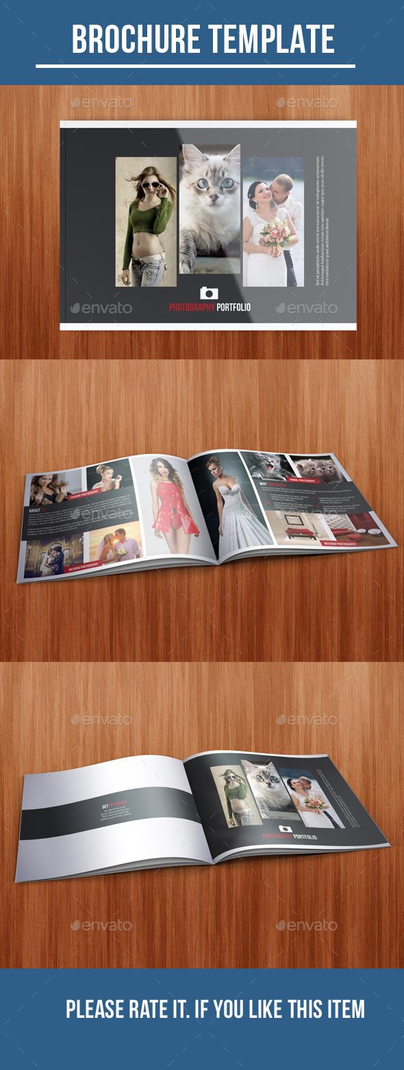 GraphicRiver Landscape Photography Brochure 10580727