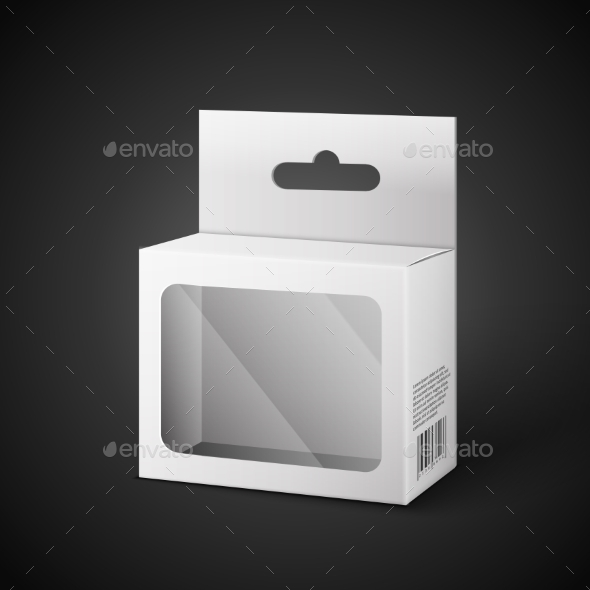 GraphicRiver White Package 10580762