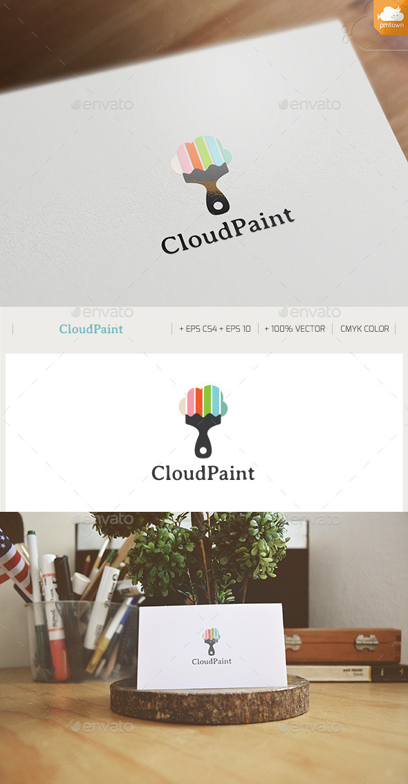 GraphicRiver CloudPaint 10581011