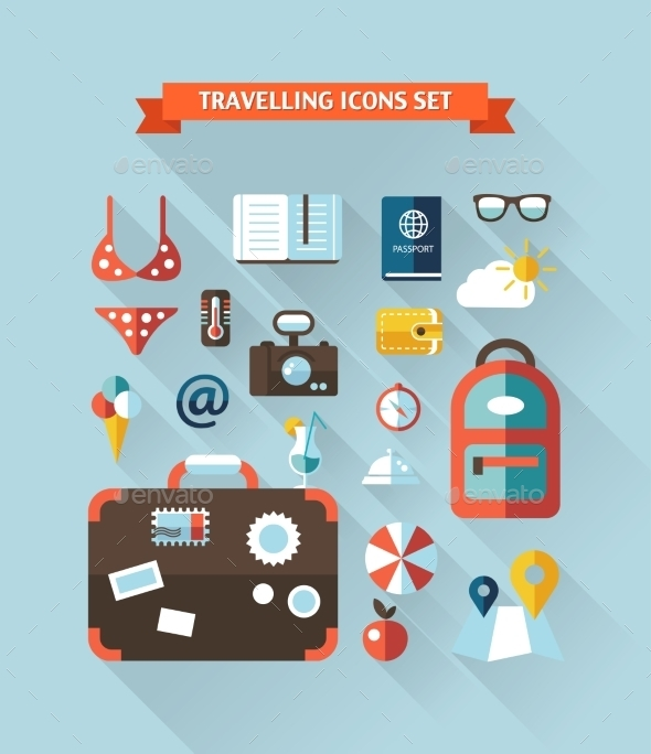 GraphicRiver Travel Composition 10581034
