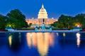 Capitol building sunset Washington DC congress - PhotoDune Item for Sale