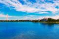 Thomas Jefferson and Washington memorial DC - PhotoDune Item for Sale