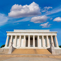 Abraham Lincoln Memorial building Washington DC - PhotoDune Item for Sale