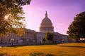 Capitol building Washington DC sunset garden US - PhotoDune Item for Sale