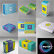 Packaging Bundle Mock-Ups - GraphicRiver Item for Sale