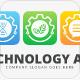 Technology App Logo - GraphicRiver Item for Sale