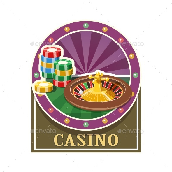 GraphicRiver Casino Roulette and Counter 10581444
