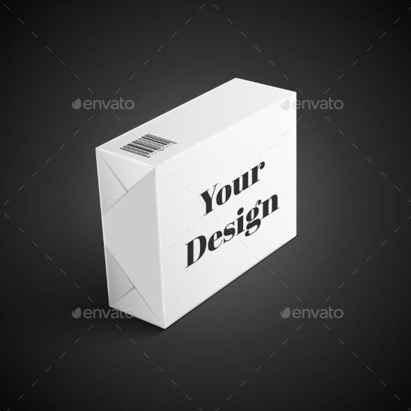 GraphicRiver White Package 10582355