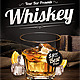 Whiskey Party Flyer Template - GraphicRiver Item for Sale