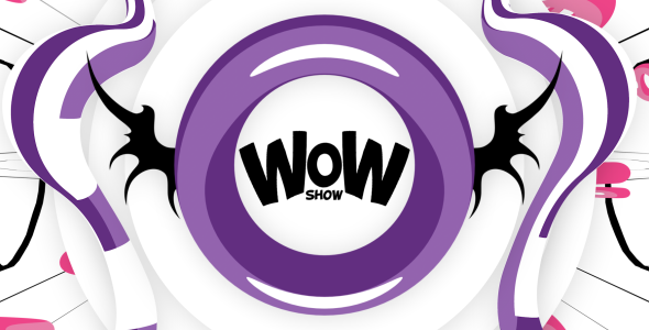 WoW Show Broadcast Pack