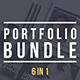 Portfolio Brochure BUNDLE (6 in 1) - GraphicRiver Item for Sale