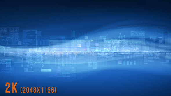 2K Business Background 1 by louderick | VideoHive
