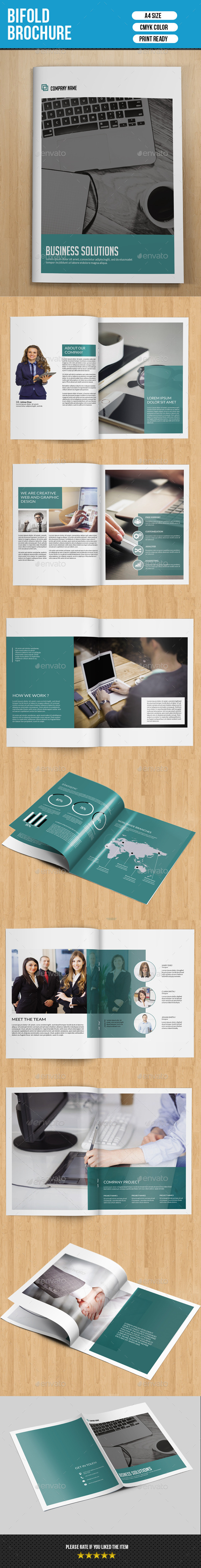 GraphicRiver Corporate Brochure Template-V211 10583168
