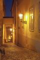 Night street in Mala Strana, Prague, Czech Republic - PhotoDune Item for Sale