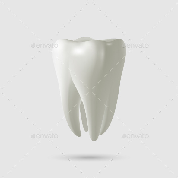 GraphicRiver Tooth 10583389