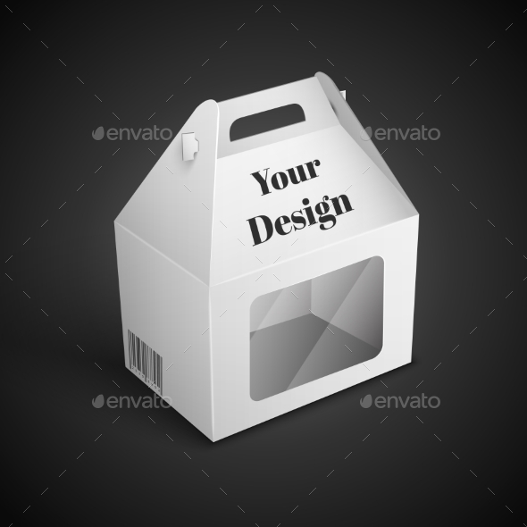 GraphicRiver White Package 10583405