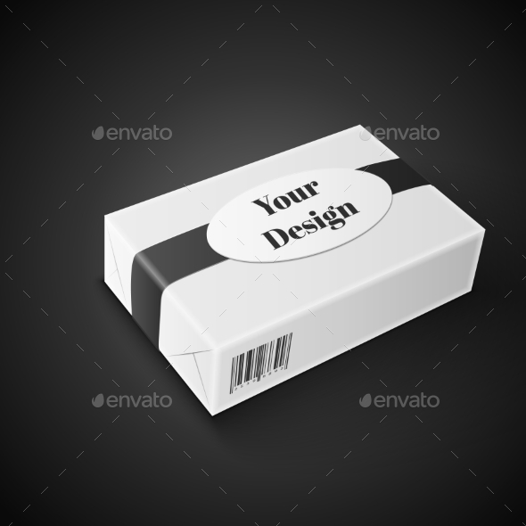 GraphicRiver White Package 10583411