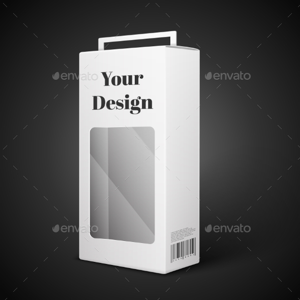GraphicRiver White Package 10583413