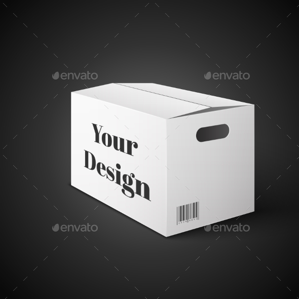 GraphicRiver White Package 10583493