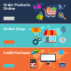 Concepts for E-Commerce - GraphicRiver Item for Sale