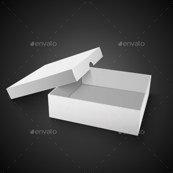 GraphicRiver White Package 10583505