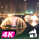 Dubai Water Show - VideoHive Item for Sale