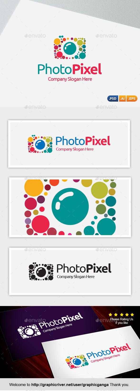 GraphicRiver Photo Pixel 10584751