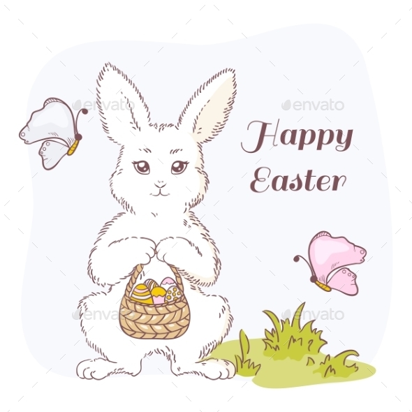 GraphicRiver Happy Easter 10585190