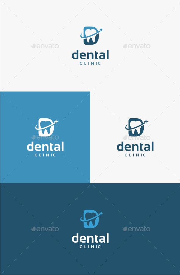 GraphicRiver Dental Logo Template 10585210