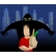 Cartoon About Crime in the City - GraphicRiver Item for Sale