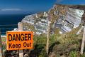 Danger Keep Out Sign - PhotoDune Item for Sale