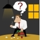 Businessman and Bankruptcy  - GraphicRiver Item for Sale