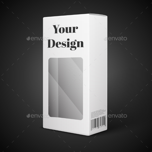 GraphicRiver White Package 10585858