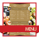 Elegance Restaurant Menu - GraphicRiver Item for Sale