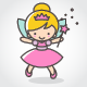 Magic Fairy Logo - GraphicRiver Item for Sale