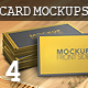 Realistic Business Card Mockups | Easy Editable - GraphicRiver Item for Sale