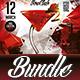 Cocktail Flyer Bundle Vol.2 - GraphicRiver Item for Sale