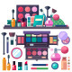 Cosmetics Set - GraphicRiver Item for Sale