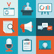 Conference Icons  - GraphicRiver Item for Sale