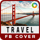 3 Travel Facebook Covers - GraphicRiver Item for Sale