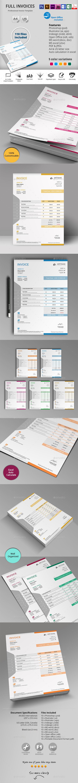 GraphicRiver Invoice 10591814