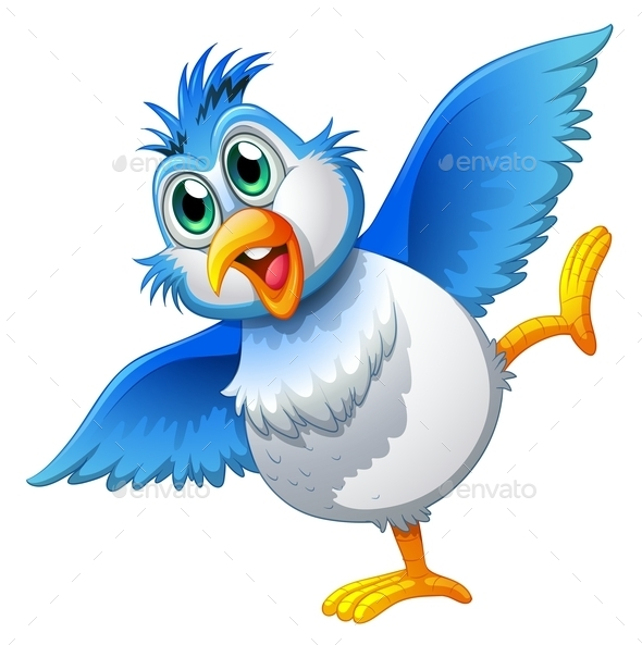 GraphicRiver Bird 10591895