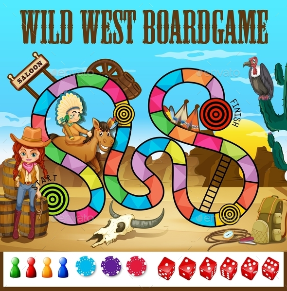GraphicRiver Board Game 10591960