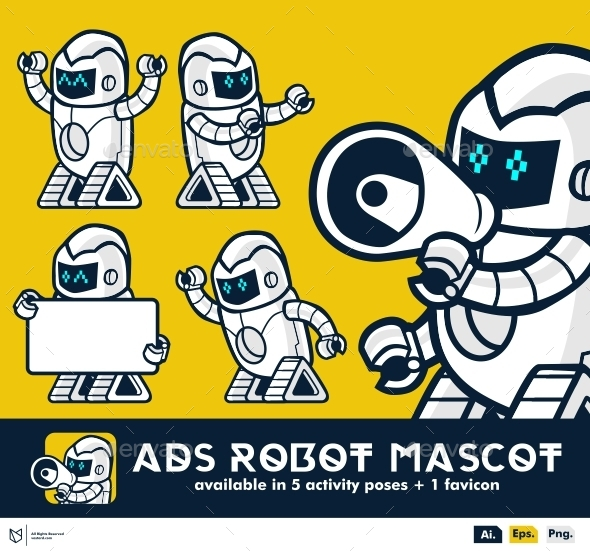 GraphicRiver Ad Robot 10591961