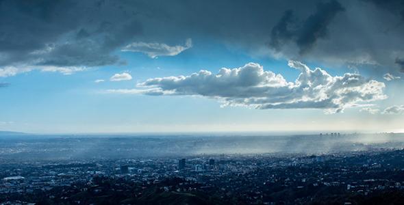 Rainfall Los Angeles