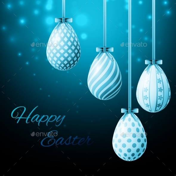 GraphicRiver Happy Easter 10592454