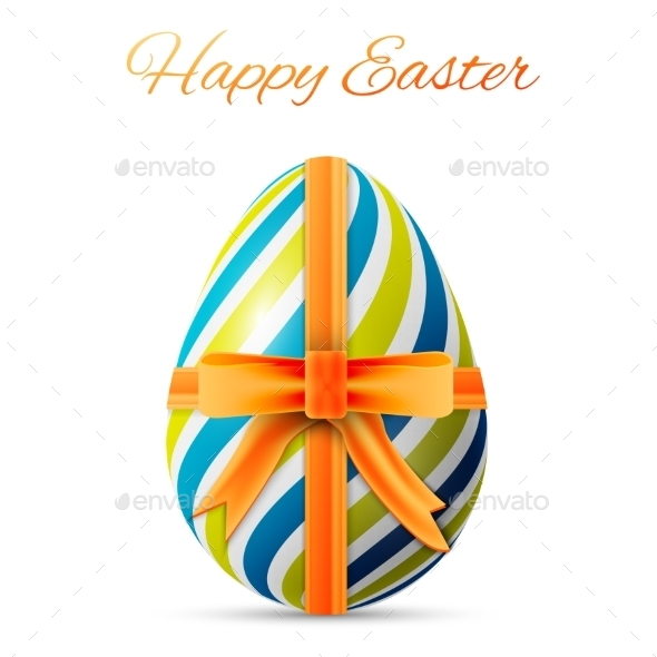 GraphicRiver Happy Easter 10592464