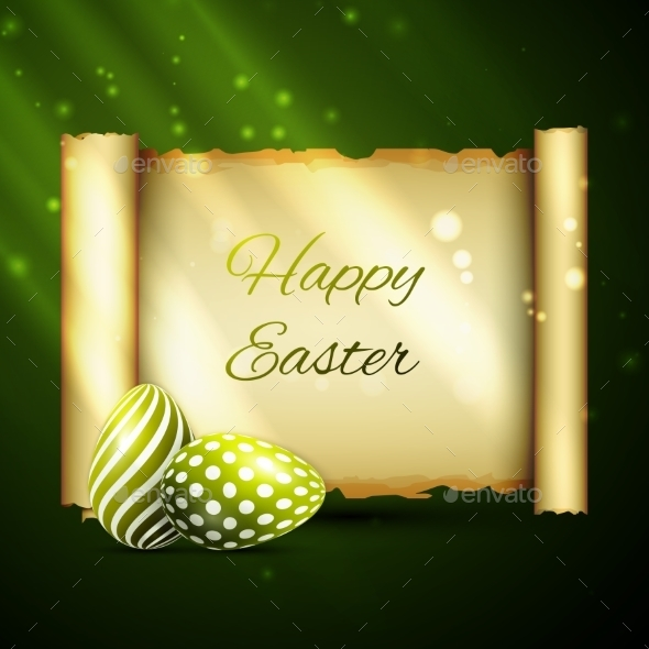 GraphicRiver Happy easter 10592473