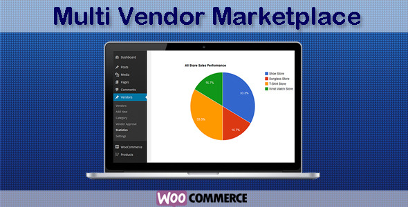 CodeCanyon Multi Vendor Marketplace for WooCommerce 10592737