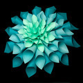 beautiful origami flower structure - PhotoDune Item for Sale